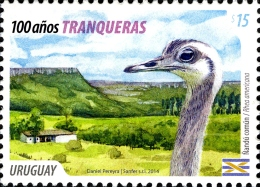 Uruguay 2688 Emeu