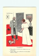 PUBLICITE - PHARMACIE - PHARMACIEN - MEDECINE -  MEDECIN - ILLUSTRATEUR  Marcel PRANGEY - VETERINAIRE - Pubblicitari