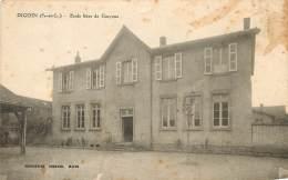 Dep - 71 - DIGOIN école Libre De Garçons - Digoin