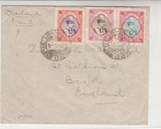 Persia / Overland Mail - Francobolli