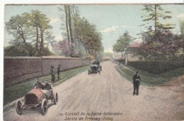 Circuit De La Seine Inférieure  - Sortie De Fresnay Folny: Achat Immédiat - Sport Automobile