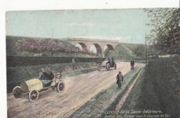 Circuit De La Seine Inférieure  - Avant Eu - Virage Sous Le Chemin De Fer : Achat Immédiat - Sport Automobile