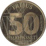 S09B147 - 2009 FREJUS - Malpasset 50ème Anniversaire / ARTHUS BERTRAND - Arthus Bertrand