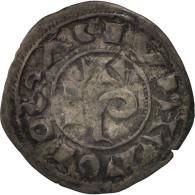 Languedoc, Comté De Toulouse, Raymond V, VI Ou VII, Obole, TTB, Boudeau:722 - 476-1789 Monnaies Seigneuriales