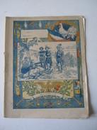 CAHIER ECOLE 1902 ENTIEREMENT ECRIT LA MORT DU CHEVALIER BAYARD BAYART Imp CHARAIRE - Bambini