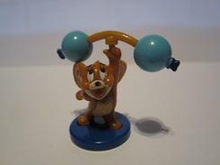 Tom & Jerry 2003 - Jerry Haltérophile - Monoblocs