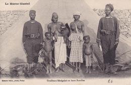 LE MAROC ILLUSTRÉ - Travailleurs Sénégalais Et Leurs Familles - Maroc