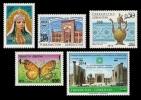 Uzbekistan 2014 Mih. 1086/90 Surcharges MNH ** - Usbekistan