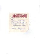 Timbre Avec Tampon  27/09/1983 - Le Touvet - Isere - Unclassified
