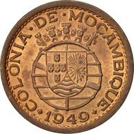 Mozambique, 20 Centavos, 1949, FDC, Bronze, KM:75 - Mozambique
