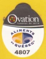 Fruits & Vegetables - Ovation Tomates De Serre, Aliments Du Québec (FL4807) - Fruits & Vegetables