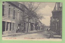 MONBAHUS : La Grand'Rue. 2  Scans. Edition Welck - France