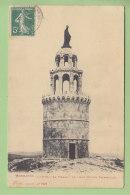 MONBAHUS : La Vierge, Le Vieux Moulin Transformé. 2  Scans. Edition Welck - France