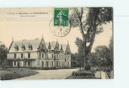 Château De CARNINE Par Casteljaloux. 2  Scans. Edition ? - France