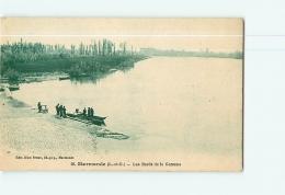 MARMANDE : Les Bords De La Garonne. 2  Scans. Edition Brune - Marmande