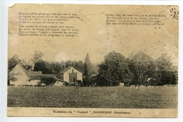 Bergerac Domaine Du Tuquet - Bergerac