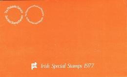 IRELAND # FROM 1977 + STAMPWORLD 395-98 FROM 1978 - Irlanda