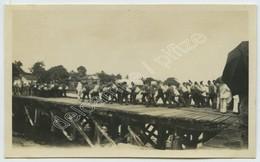 (Guyane) Saint-Laurent-du-Maroni. Arrivée D´un Convoi De Transportés, Par Le Navire-prison Martinière. 1927-30. - Lieux