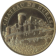S08B138 - 2008 CHATEAU DE DURAS / ARTHUS BERTRAND - Arthus Bertrand