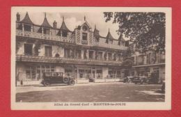 Mantes La Jolie  --  Hôtel Du Grand Cerf - Mantes La Jolie