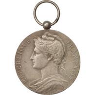 France, Médaille D'honneur Du Travail, Medal, Good Quality, Argent, 30.5 - Militaria
