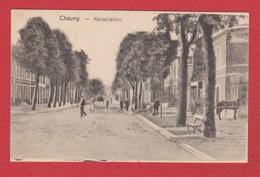 Chauny   --  Kaiserallee - Chauny