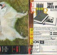 Télé-Poche N° 059 Fevrier 1967; Jacqueline Huet; élections; Roman-photos Monsieur Passe-Partout Vidocq; SANS COUVERTURE - Kino/Fernsehen