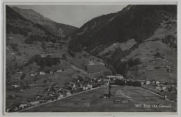 Engi (Glarus) - Photo: H. Schönwetter-Elmer No. 1601 - GL Glaris