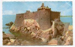 L'ILE D'YEU--1968--Le Vieux Chateau (XIème S)-petite Animation-- Cpsm 14 X 9 N° 77 éd Artaud .......à Saisir - Ile D'Yeu