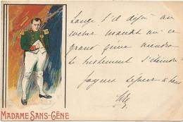 Partridge, Sir Bernard, 1899 Cinos No. 19, Napoleon, Old Postcard - Künstlerkarten