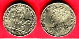 §1100 VICTOIRE VICTORIA MELBOURNE   ( KM 33 ) TTB 265 - Monnaie Pré-décimale (1910-1965)