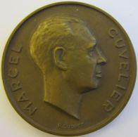 M05183  MARCEL CUVELIER - SOCIETE PHILHARMONIQUE BRUXELLES - 1927-1952 - Son Profil (96g) - Professionnels / De Société