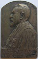 M05165 FIRMIN LAMBEAU - TRIBUNAL DE COMMERCE DE BRUXELLES - 1900-1931 - Son Buste (124g) - Professionals / Firms