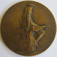 M05154  EXPOSITION INTERNATIONALE DE LIEGE - GRANDE INDUSTRIE SCIENCES & APPLICATIONS ART WALLON - 1930 (120g) - Professionnels / De Société
