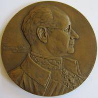 M05147  PHILIP VAN ISACKER  - MINISTER VAN VERVOER  - 1938 - Son Buste (136g) - Professionals / Firms