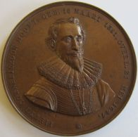 M01990 PIETER CORNELISZOON HOOFT - 1581-1647 - DE OPGAANDE ZON DER HOLLANDSCHE LETTERWIJSHEID  (42g) - Professionals/Firms