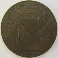 M01981 SEVERIANO MULLER - FRANCISCO PAULA - PAULO DE FRONTIN - 1903 - Leurs Profils  (62g) Avenida Central Au Revers - Professionnels / De Société