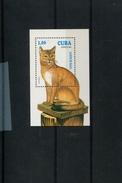 418473335 DB 1994 CUBA  POSTFRIS MINT NEVER HINGED EINWANDFREI SCOTT 3558 CATS KATTEN - Cuba