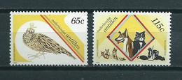1989 Netherlands Antilles Complete Set Animals,dieren,tiere MNH/Postfris/Neuf Sans Charniere - Curaçao, Antilles Neérlandaises, Aruba