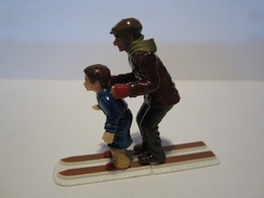 Le Pôle Express 2004 - Les Skieurs - Monoblocs