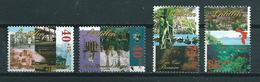 1998 Netherlands Antilles Complete Set Social Welfare MNH/Postfris/Neuf Sans Charniere - Curaçao, Antilles Neérlandaises, Aruba