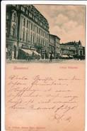 Bucuresti , Calea Victoriei , 1899 - Roemenië