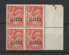 ALGERIE. YT. 236 Neuf ** Iris 1945-47 - Algérie (1924-1962)
