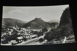 404- Ahrtal, Altenahr Mit Burgruïne U. Schwarzem Kreuz - Bad Neuenahr-Ahrweiler