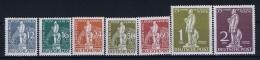 Berlin:  Mi Nr 35 - 41 MNH/**/postfrisch/neuf Sans Charniere  1949  UPU Weltpostverein - Unused Stamps