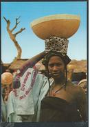 M1154 - NIGERIA Jeune Fille - A Pretty Girl From Northern Nigeria - Nigeria