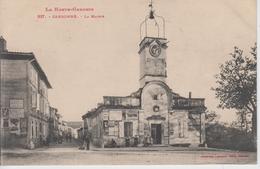 CPA Carbonne - La Mairie (avec Jolie Animation) - Francia