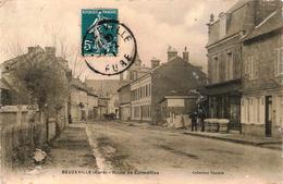 BEUZEVILLE - ROUTE DE CORMEILLES - ANIMATION - France