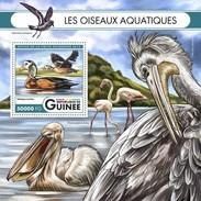 Guinea. 2016 Water Birds. (513b)