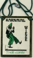 Wieze - Wieze 71 Volt + Comité - Carnaval